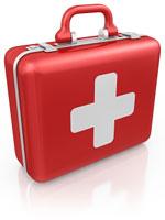 first aid replenishment program